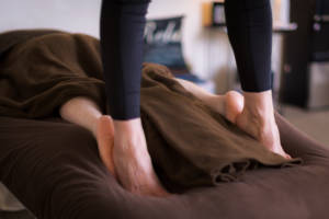 Table- Thai and Ashi-Thai at Brilliant Massage Therapy